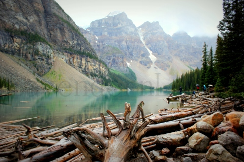 Moraine lake ~ another awesome place